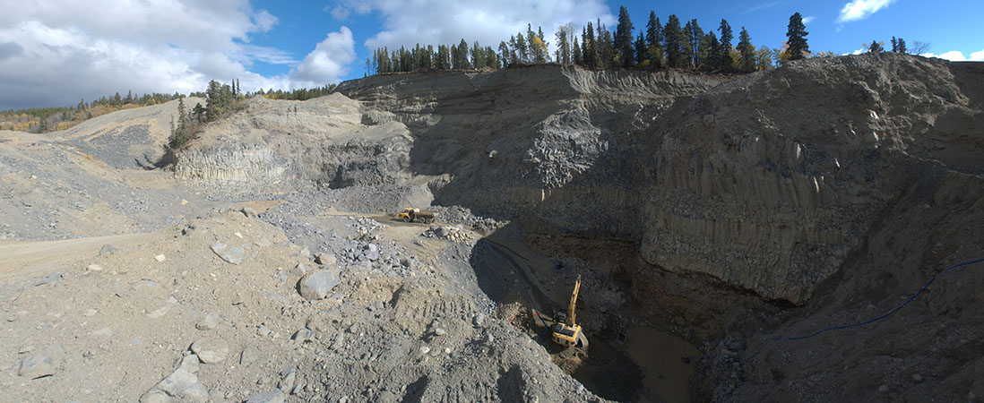 arctic mining consultants of geological mines The diavik diamond mine, shown here in february 2015, is located on a small island in lac de gras, approximately 300 km northeast of yellowknife and 220 km south of the arctic circle, in a remote region of canada's northwest territories.